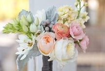 ❁ WE LOVE FLOWERS ❁ / Flowers in all sizes, colours and combinations.... we love it.