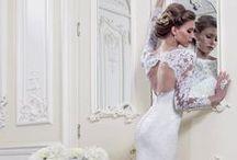 Csodálatos menyasszonyi ruhák / A világ legszebb menyasszonyi ruháit gyűjtöttük össze Nektek.