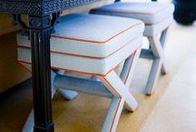Interesting Upholstery
