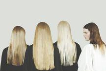 hair / 素敵なスタイルを。