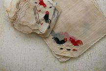 handkerchief / ハンカチコレクション!