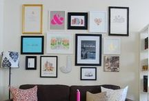 Home:  The Gallery Wall