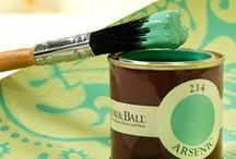 Best Farrow and Ball Paint Colors / Farrow and Ball paint colors in actual rooms. We can also order sample pots of any Farrow and Ball color for you.  Give us a call @ 410-280-2225.