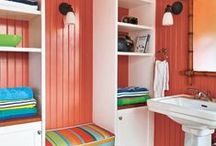 Best California Paint Colors / California Paint is available at Maryland Paint & Decorating.  Check out these rooms in tried and true California Paint colors.