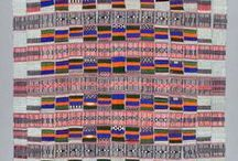 vestiti di una mia patria: il Niger; vetements de une de mes pays: le Niger