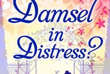 Damsel in Distress? / Book 2 of Time-Travel to Regency England