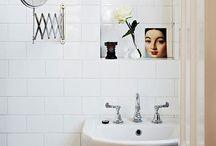 sanitary / 洗面所、トイレ。