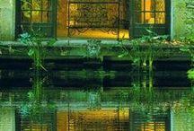 Green factory / ogród dom weranda