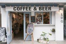 cafe / TR COFFEEのイメージ。 素敵なカフェにするために。