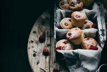 Food Styling Inspiration - Dark Photography