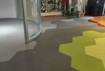 Case Study: Haworth Installation / We recently undertook a project with Haworth in Melbourne, where we gave their showroom a colourful refresh with our Hexagon Carpet Tiles.  Haworth Australia are a manufacturer of workstations, partitioning, office furniture and seating. They are one of the world's leading designers and manufacturers of high quality office furniture and adaptable workspaces.