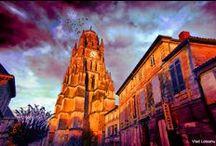 Saintes / La Rochelle / Bordeaux / Arcachon / Cap Feret / Lacanau / Alentours
