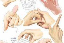 Hand / 손그림 드로잉
