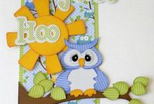 Scrapping - paper piecing