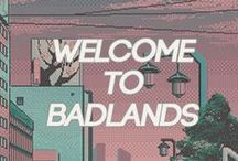 aes | badlands
