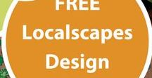 Free Landscape Design Plans / Free design plans for yards and parkstrips that are beautiful and water-efficient.