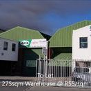 Warehouses in Cape Town