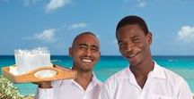 The Team of Cobblers Cove Hotel Barbados / The team at Cobblers Cove is second to none in Barbados and the Caribbean. You will be hard pressed to find a more dedicated team of people.