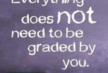 Quotes we ♥ / Quotes about teaching.