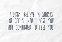 Ghost  / Short Stories
