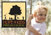 Hope 4 Kids School Stuff / Ideas for Hope 4 Kids Preschool teachers (and teachers around the world) to enhance indoor and outdoor learning experiences for young children. Visit us at www.hope4kidspreschool.org today!