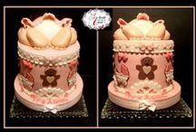 CAKES / Cake Design: https://www.facebook.com/pages/Le-torte-artistiche-di-Cicci/419866094755497?sk=info&tab=page_info