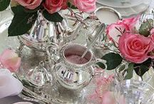 RSVP: TEA PARTY / Your Presence is Requested to Attend my Tea/Garden Party. / by Karen