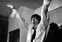Paul McCartney / by Grace Clowers