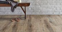 Vinyl vloer / vinyl vloer #Harto #Roze #Interieurstoffering #Balkbrug