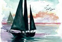 Sealife Painting