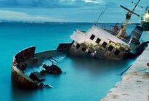 Breathtaking Shipwrecks