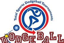 Dodgeball / An hour of fun, fantastic team and an excuse to throw our pink Dodgeballs at one another!