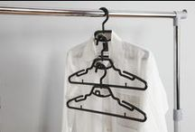 """Hang"" out together! アリン / Assemble and disassemble these hangers depending of your needs."