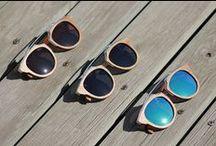 KIAWAH COLLECTION / Las gafas de sol Kiawah están confeccionadas con madera de cerezo y metal. Disponibles en 3 colores de lente diferentes. #northolz #northolzpeople #sunglasses #wood #madera #barcelona