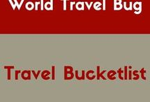 WTB - Travel bucketlist / Worldwide Travel bucketlist