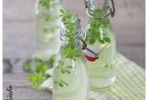 Smoothies und Getränke / Du suchst noch eine leckere Erfrischung für warme Sommertage! Hier gibt es eine Menge Ideen!