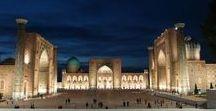TRAVEL UZBEKISTAN / Visit Uzbekistan Travel guides Backpacking Top things to see Budget travel