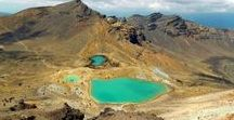 TRAVEL NEW ZEALAND / Visit New Zealand Travel guides Backpacking Top things to see