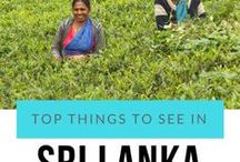TRAVEL SRI LANKA / Visit Laos Top things to see in Sri Lanka Budget tips Low cost travel Backpacking