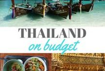 TRAVEL THAILAND / Visit Laos Top things to see in Thailand Budget tips Low cost travel Backpacking