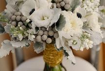 virágkötészet/flower arrangement