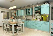 Kitchen / by Tyia Sprinkle