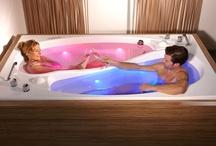 Wellness Badewanne YIN YANG unter www.trautwein-gmbh.com / Paarbadewanne Yin Yang: luxuriöses Bad mit Klangwellenmassage und vitalisierendem Farblicht. Ein unglaubliches Gefühl! Ein aussergewöhnliches und exquisites Badeerlebnis, das sich vom Bad zuhause deutlich abhebt!  Besuchen Sie uns im Internet: www.trautwein-gmbh.com