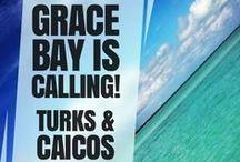 Grace Bay Beach / Photos of award winning Grace Bay Beach, Turks & Caicos / by Alexandra Resort