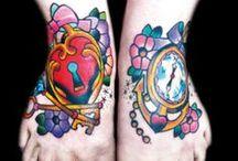 tattoos / by Tina Muir