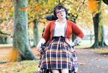 Autumn/Winter Fashion Stuff / Autumn Fashion & Winter Fashion that I think is wonderful & then inspires future outfits that I wear so a lot of street style, vintage style, retro style,  blogger style & a tiny bit of runway