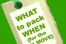 Packing Tips / For more great ideas see our website abfab.com.au