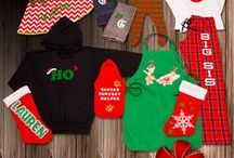 Christmas Heat Press Ideas & More / 'Tis the season to be inspired to use your heat press to create custom apparel.