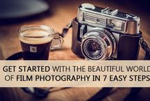 Photography / The board of a little photography buff featuring everything from blogging photography to film photography to photo editing. Even a few posts of my own!
