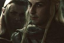 J. R. R. Tolkien, Elf
